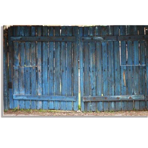 El viejo portón
